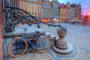 Breslau - Auf dem Marktplatz