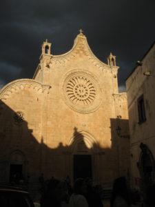 Kathedrale Santa Maria dell'Assunzione in Ostuni