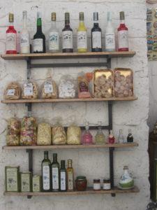 Delikatessen in Alberobello