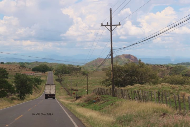 Es wird trockener: Guanacaste