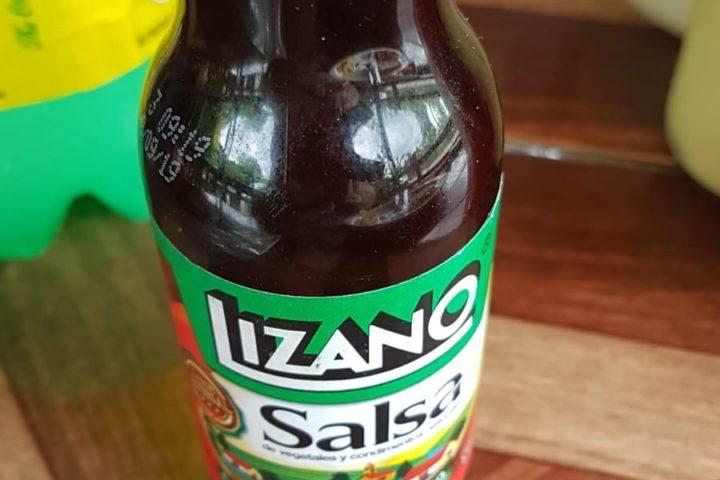 Salsa Lizano. Ohne geht gar nix.