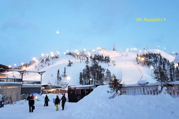 ruka ski